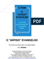 j i Packer - o Antigo Evangelho [Rev]