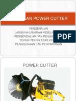 3.1 (Kegunaan Power Cutter)