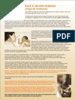 Manifesto - Quem nasce é um Ser Humano