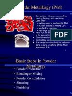 Powder Metallurgy Part2