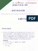 Cap_10_cinematica de Rotacion-ejercicios Resueltos-resnick Halliday