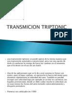 TRANSMICION TRIPTONIC