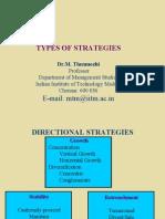 6-Strategic Alternatives and Choice