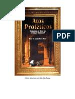 Livro - Atos Proféticos - Renê Terra Nova