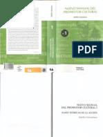 Colombres, Adolfo. Nuevo Manual Del Promotor Cultural. Vol. I