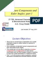 L2 Components EulerAngles Pt1 31Aug11