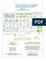 GLOBALCON Expo Floor Plan Updated