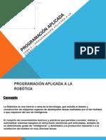Programación Aplicada - Tema 3