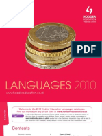 Hodder languages 2010