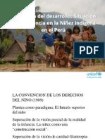 Violencia y niñez indígena en el Perú