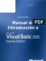 Manual de Introducción a Microsoft Visual Basic 2005 Express