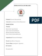 Analisis de Las Cinco Fuerzas de Porter