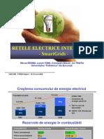 REŢELE ELECTRICE INTELIGENTE - SmartGrids -