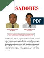 Acosadores en La Fiee