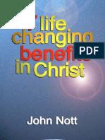 7lifechanging Benefits in Christ