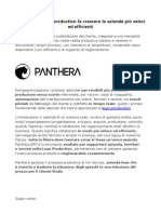 PantheraLeanProductionAziendePiùVelociEfficienti
