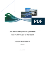 The Water Management Agreement