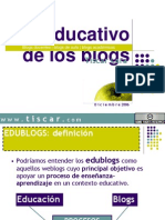 uso educativo blogs