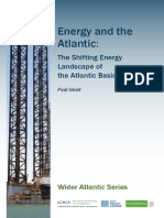 Energy and the Atlantic