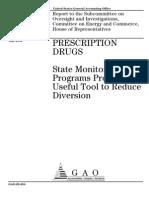 2002 GAO PDMP Study