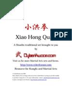 Shaolin Kung Fu Movements