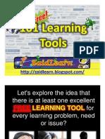 e-learning tools