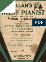 Allans Irish Pianist Part 2