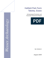 Hatfield Park Farm, Takeley, Essex