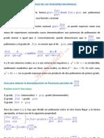 15__integrales de Las Funciones Racionales