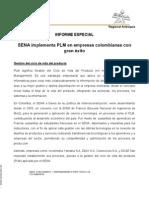 SENA Implementa PLM en Empresas Colombianas