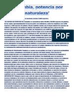 Colombia Fauna y Flora