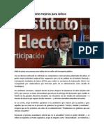 23-11-2012 Aristóteles promete mejoras para Jalisco