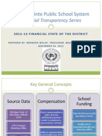 GPPSS 2012-13 Financial State of the District_FINAL
