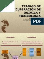 Quimica y Toxicologia