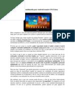 Servidor de Archivos Multimedia Para Android Usando GNU