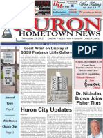 Huron Hometown News - November 29, 2012