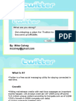 Twitter Entry 07