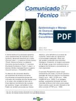 Epidemiologia e Manejo de Doenças Causadas por Phytopthora capsici em Cucurbitáceas
