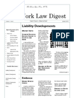 NY Law Digest