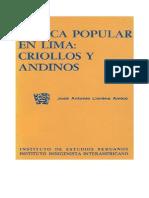 LLorens Musica Criolla