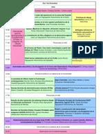 agenda dia 7