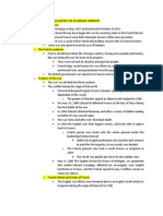 The Western Heritage Chapter Nine Outline