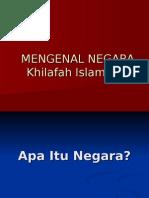 Mengenal Negara Khilafah394