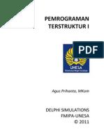 Pemrograman Terstruktur I