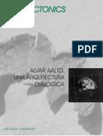 [Architecture eBook] Arquitectonics 6 - Alvar Aalto Una Arquitectura Dialogica (Spa)