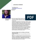 Resume - Nov 2012