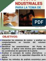 Pi - 1.5. Costos Industriales Para La Toma de Deciciones
