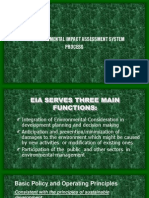 Eia Process (Public Hearing)
