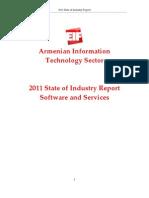 Armenian Information Technology Sector