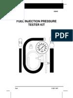 3640 Fuel Injection Tester (E) 20JUN2002